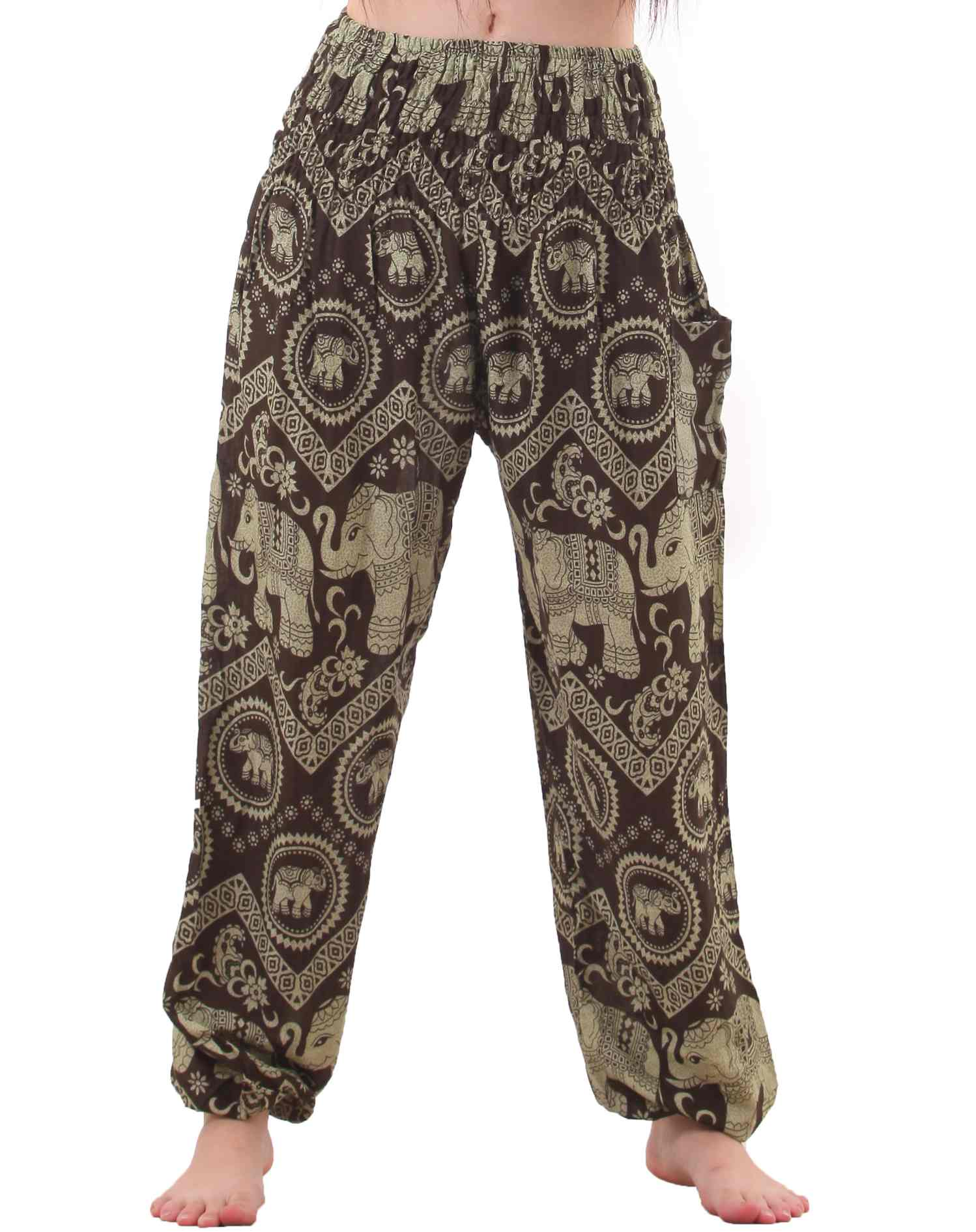 Innovative For Two Years, The Women Refused To Make Pants Finally Melissa Took A Skirt Pattern, And Showed Them How To Sew Up The Middle The Result Was A Pair Of Elephant Pants, Still A Big Seller Melissa, Who Worked In The Music Business In