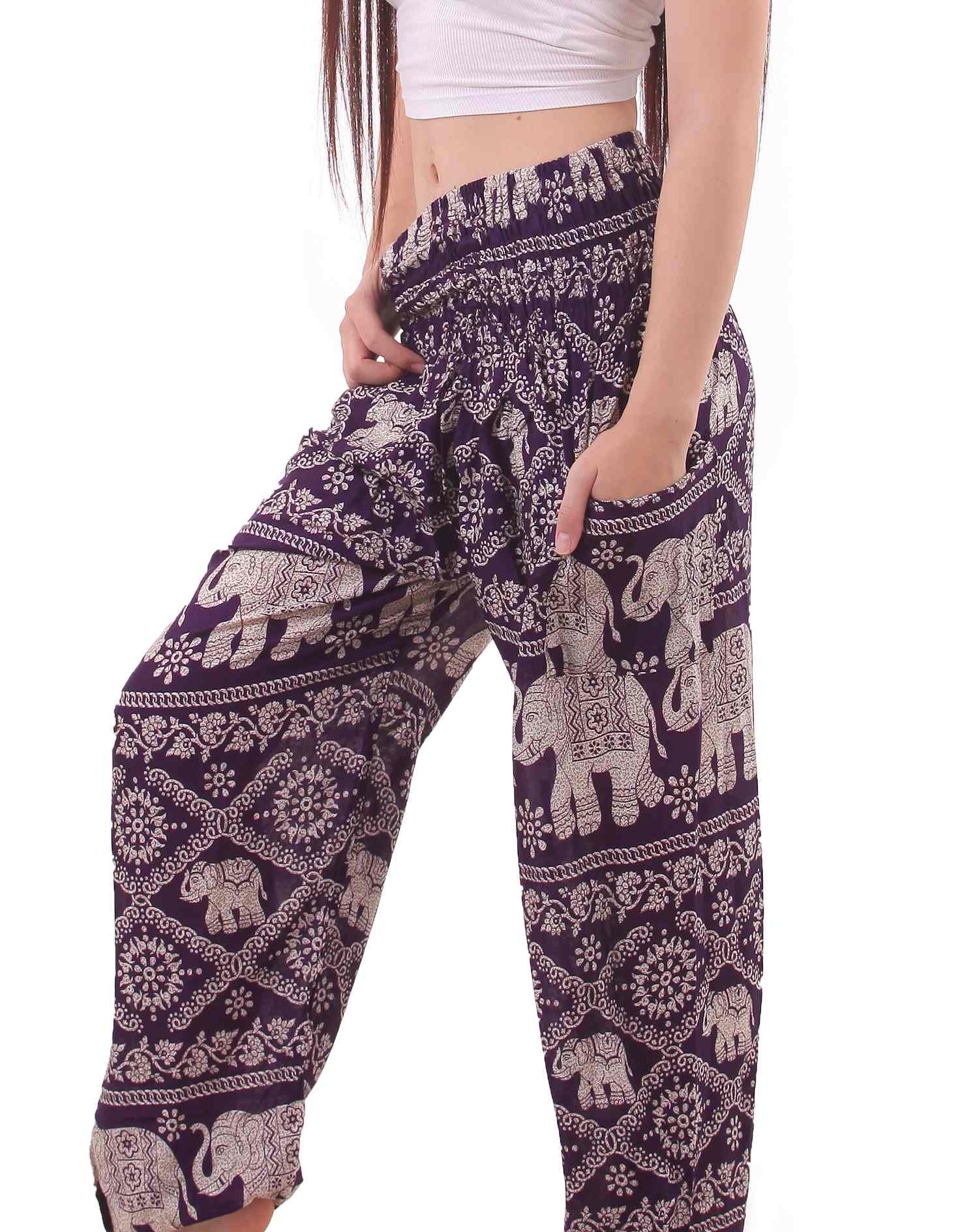 Beautiful Elephant Pants For Men In Blue 23 99 Elephant Pants In Magnificent