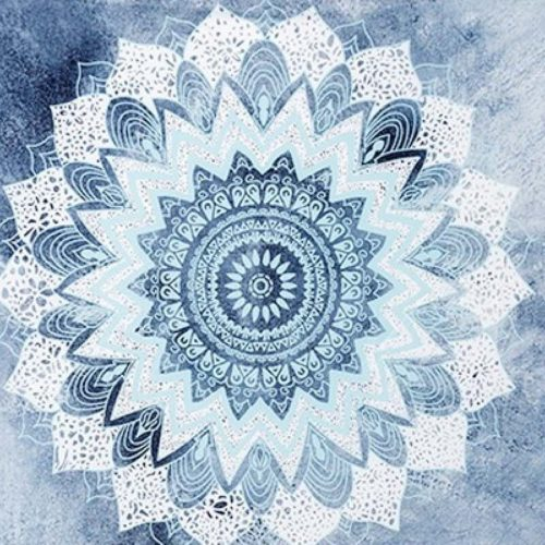 Mandala Tapestry in Many Colors and Patterns. Boho Tapestry.
