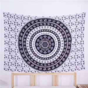 boho tapestry wall hanging
